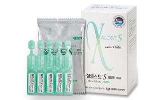 XALOST-S OPHTHALMIC SOLUTION